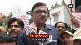 Congress protests against fuel price hike in Aligarh