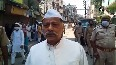 Social distancing norms flouted during food distribution by Samajwadi Party s MLA