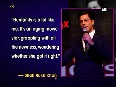SRK sets the stage on fire at Ted Talks 2017 with his wit and lungi dance