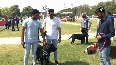 Dog show in Ayodhya spreads awareness on pet care