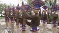 Sopore terrorist attack Wreath-laying ceremony of 3 CRPF jawans held in Srinagar