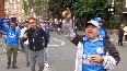 CWC 2019 Fans celebrate India s spectacular victory over Australia