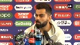 CWC 19 Pakistan match no special than any other, says Kohli
