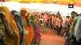 LS Polls Bhil tribe in MP s Dhar voted in large number