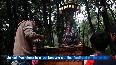 Shamans throng Shiva temples as Nepal observes Janai Purnima, the festival of threads