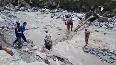 Watch: Police rescue locals from raging flood in HP's Batseri village