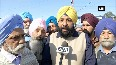 Sikh community stages protest against Kamal Nath