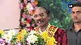 Gaganyaan extremely important for India ISRO Chief