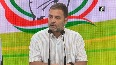 Rahul Gandhi slams Centre over increasing fuel prices