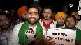 LakhimpurKheri violence NSUI takes out candle march in Amritsar