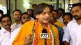 Shashi Tharoor welcomes SC s decision on Section 377