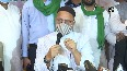 Objective is to defeat BJP in UP Owaisi