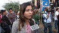 JNU students continue to protest outside campus over fee hike