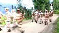 ITBP personnel join Fit India Freedom Run.mp4