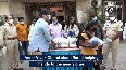 Vivek Oberoi distributes free ration packets among needy people amid pandemic