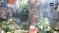 Jumbo electrocuted in Assam