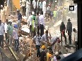 VIDEO: 10 dead, 15 injured, 25 rescued in Mumbai building collapse