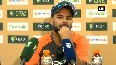 rishabh pant video