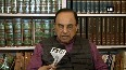 Rafale deal verdict  Nothing to investigate in this matter, says Subramanian Swamy