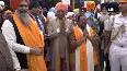 President Kovind visits Gurdwara Ber Sahib in Punjab