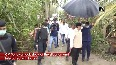 CM Sonowal visits storm-hit areas in Assam