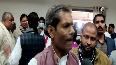 Ruckus erupts at Congress party meeting in Patna