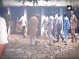 Watch Yogi Adityanath feeding cows at Gaushala