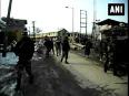 Four policemen injured during gun battle in kashmir