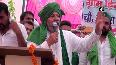 Rakesh Tikait calls Owaisi BJP's 'Chacha Jaan'