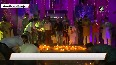 Earthen lamps lit up across country ahead of 'bhoomi pujan'