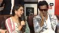 Watch: Sara Ali Khan sings 'Aankh Marey' from 'Simmba'