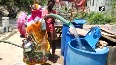 Water crisis forces locals to lock their water containers in Ajmer