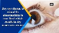 Antibody-based eye drop may treat dry eye disease Study