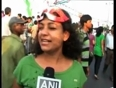 Revelers throng at 2013 Goa carnival