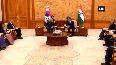 PM Modi, S Korean President hold delegation level talks