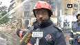 Mumbai fire Situation under control, 2 fire tenders injured