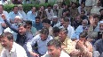 Government workers in PoK protest Pakistan s discriminatory policies