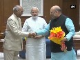 Ramnath Kovind wins the race to Raisina, becomes 14th President of India