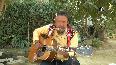 Tangkhul Naga folk singer Guru Rewben Mashangva conferred Padma Shri Award