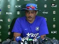 Indian bowlers will learn from this series Ravi Shastri