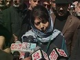 Party to take forward Mufti s vision Mehbooba on BJP-PDP alliance