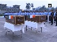 Bandipora encounter Wreath laying ceremony of Air Force personnel held