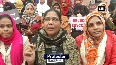 Women continue anti-CAA protest at Lucknow s Clock Tower
