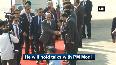 Watch Afghanistan President Ghani arrives in Delhi