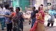 WB Panchayat Polls One killed in clash between BJP and TMC workers