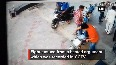 Caught on cam: Fight erupts between petrol pump workers, motorists