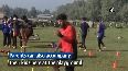 Back in game! Sports enthusiasts return to playgrounds in Srinagar post COVID lockdown.mp4