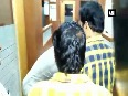 Watch: Parents thrash teacher for allegedly molesting students