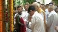 LK Advani, Rajnath Singh pay tribute to Govind Ballabh Pant on his birth anniversary