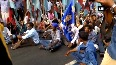 SCST Act Dalit factions stage protest in Kerala